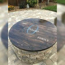 Firepit Top Pit Table Top Pools Pinterest Pit Table