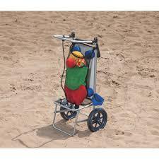 rio folding beach table rio brands wonder folding rectangle beach cart table bct101 do