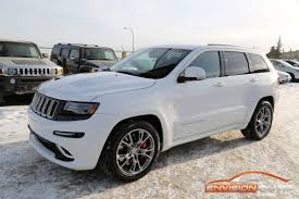 2014 jeep grand cherokee srt8 envision auto calgary highline