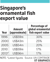 major farms switching to food fish singapore news top stories