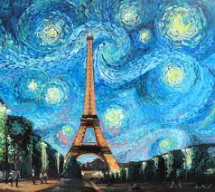 Starry Night Nuit Etoilee Very - 8 best a starry starry night monet images on pinterest