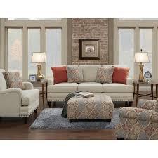 fusion furniture the 5960 aria linen livingroom set local