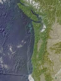 Map Oregon Coast by Oregon Coastal Management Program Ocean Resources
