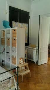well made bookcase room divider with 15 storage and white color