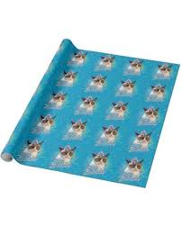 savings on happy birthday grumpy cat wrapping paper