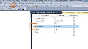 Sql Server Alter Table Change Column Name How To Change The Column Order Of An Existing Table In Sql Server