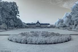 Kurpark Bad Oeynhausen Infrarot Faszination Licht
