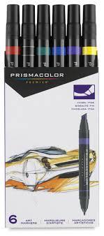 prismacolor markers prismacolor premier ended markers blick materials
