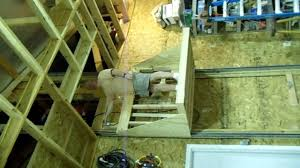 tim u0027s attic lift youtube