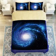aliexpress com buy new galaxy bedding set earth moon print