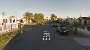 Los Angeles Gang Map Google by 2 Men Killed In South L A Shooting Ktla