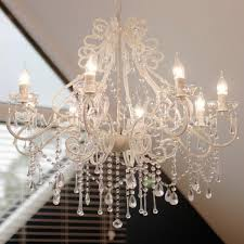 Ivory Chandelier Chandelier Large 8 Light Style Florence Ivory Deene