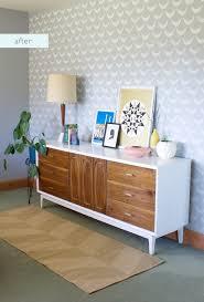 vitamini handmade bedroom makeover mid century dresser makeover