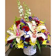 birthday basket birthday basket vip floral designs las vegas nv 89118 local