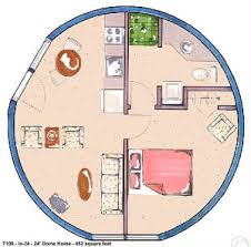 dome homes floor plans dome house plans home office