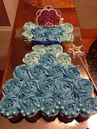 party dress cupcake cake julie u0027s sweet stuff