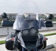 bmw r1150gs windshields