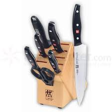 Kitchen Knives Henckels Zwilling J A Henckels Signature 7 Kitchen Knife Block