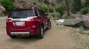 review 2013 gmc terrain denali some of old and some of new