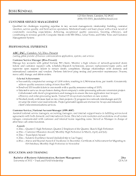 Resume Template Customer Service Examples Of Customer Service Resume Resume Template And