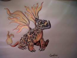 cool drawings of dragons draw8 info