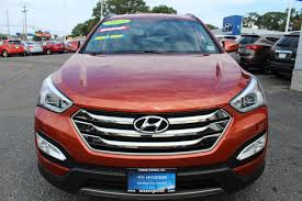 lexus certified pre owned new jersey hyundai santa fe suv in new jersey for sale used cars on