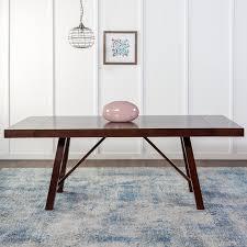 loon peak extendable dining table loon peak chiswick solid wood trestle extendable dining table