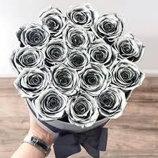 silver roses instashop