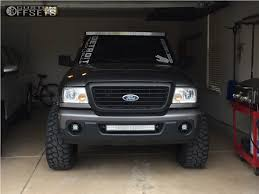 2008 ford ranger lifted 2008 ford ranger fuel revolver fabtech suspension lift 3in
