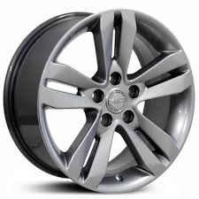 nissan altima 2016 black rims nissan altima ns06 factory oe replica wheels u0026 rims