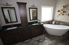 Freestanding Bathtubs By Cary Bathroom Remodeling Portofino Tile - Bathroom designs with freestanding tubs