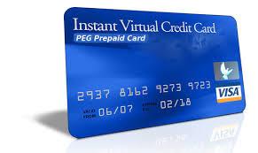 prepaid credit card online visa instant payment instant instant prepaid