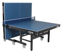 stiga deluxe table tennis table cover optimum 30 stiga north america