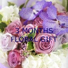 monthly flower delivery tenafly florist flower delivery by annalisa style flowers