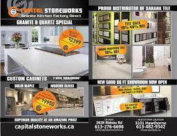 granite u0026 quartz countertops in ottawa capital stoneworks