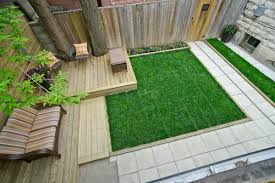 Astro Turf Backyard 16 Ways To Get More From Your Small Backyard Huffpost