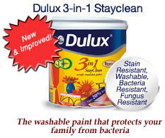 paints interior dulux velvet touch and dulux saooper smooth
