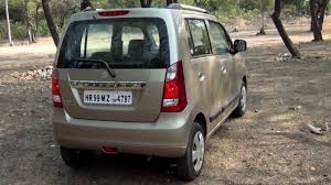 new maruti wagonr review youtube