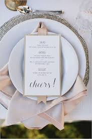 Wedding Table Setting 20 Impressive Wedding Table Setting Ideas Modwedding
