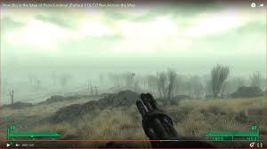 Fallout 3 Map All Locations by How Big Is The Map Of Point Lookout Fallout 3 Dlc Run Across