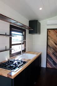 78 best tiny house kitchens images on pinterest tiny house phoenix by wind river tiny homes butcher block countertopsbutcher
