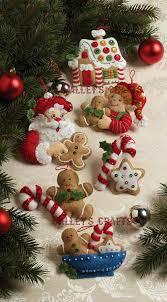 cookies bucilla felt ornament kit 86148 fth studio
