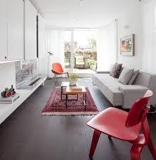 maison du tapis tapis persan dans le salon contemporain en 33 exemples intérieur