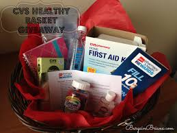 Healthy Gift Baskets Giveaway Cvs Pharmacy Healthy Gift Basket Bargainbriana