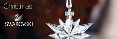 swarovski2017christmas ornaments crystal classics