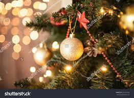 christmas room interior design xmas tree stock photo 296127593