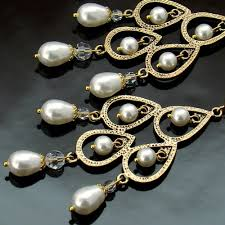 and pearl chandelier and pearl chandelier earrings uk thesecretconsul