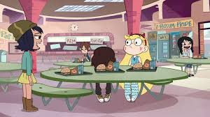 evil lunch fanon wiki fandom powered by wikia image s2e26 janna joins marco and at lunch png vs the