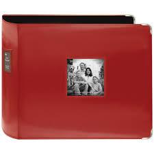 pioneer scrapbook album pioneer photo albums t 12jf 12x12 3 ring binder t12jf rd