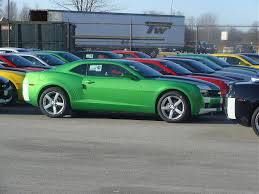 camaro forums 5th synergy green outside in the sun chicago camaro